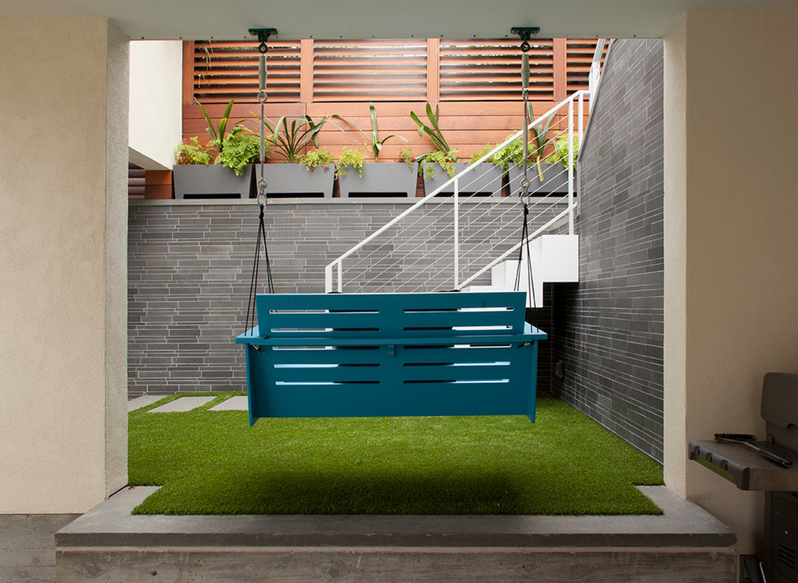 Sustainable Home Remodel Ideas - San Francisco Courtyard Project