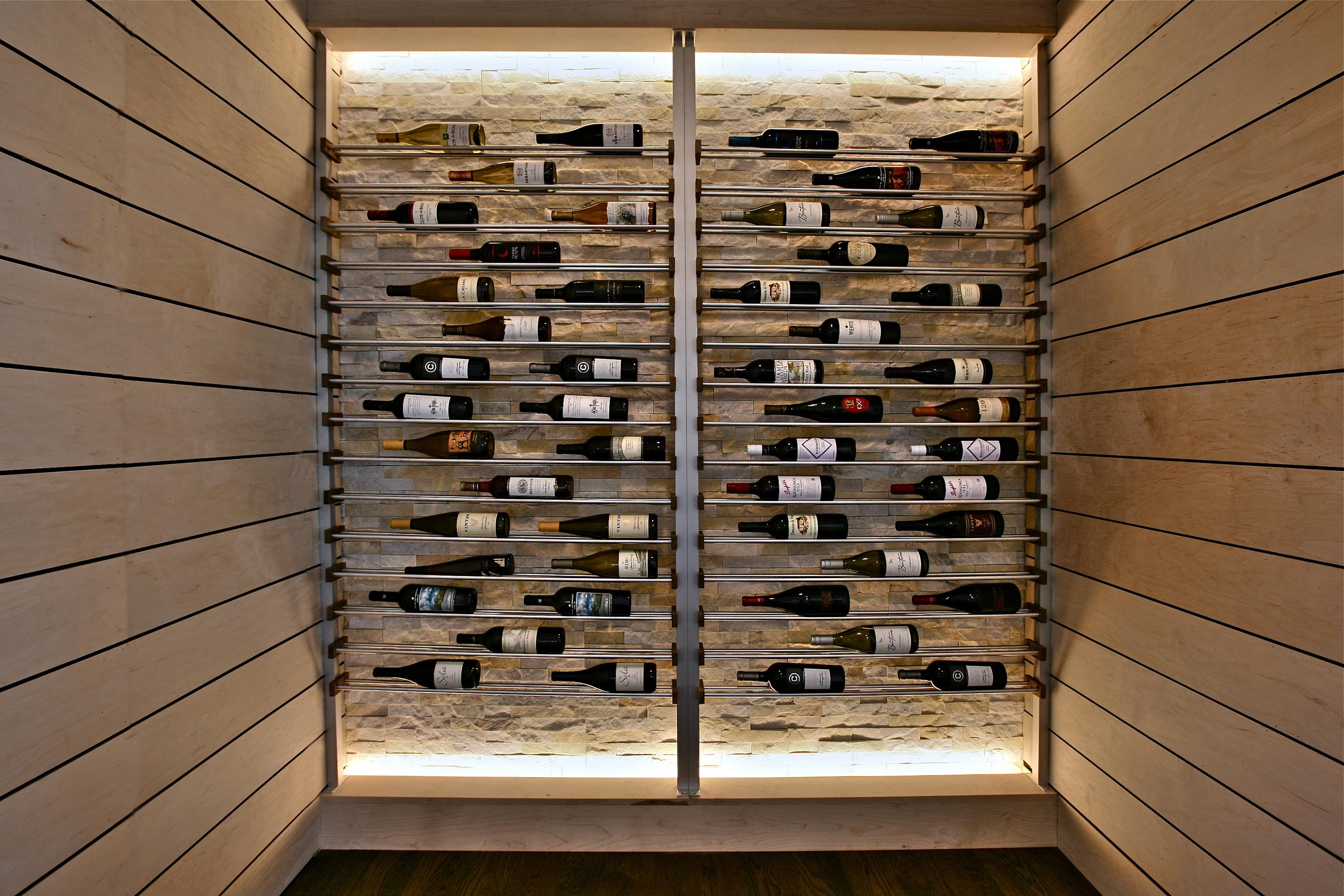 Design school pairing lighting fixtures with stone veneer ivory stone veneer wine cellar light fixtures arubaitofo Choice Image