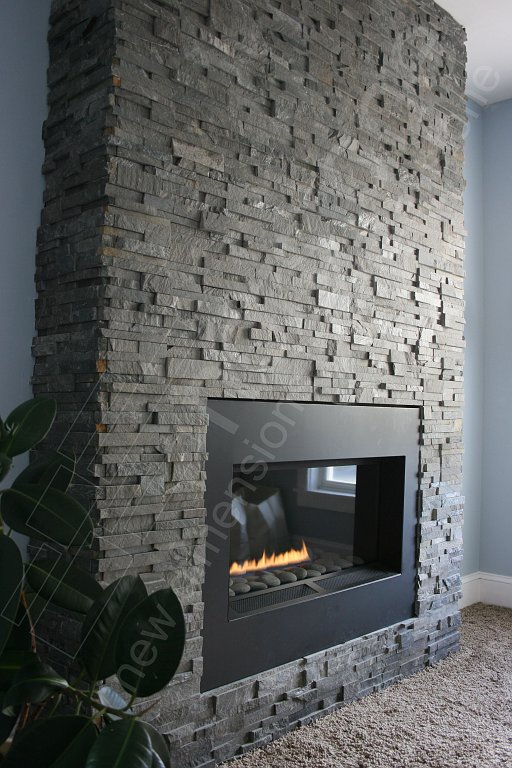 Charcoal Fireplace