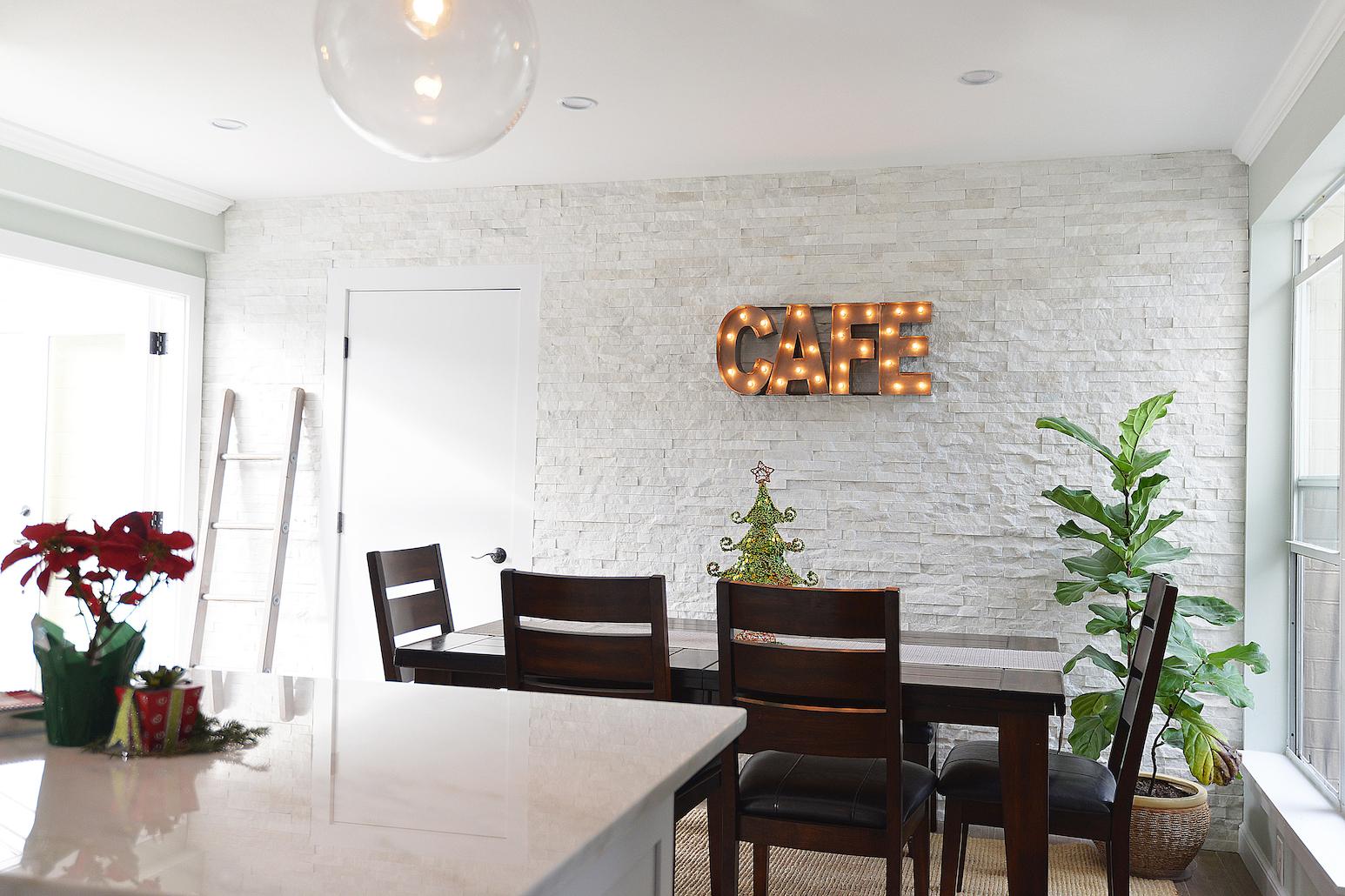 Design School – Pairing Lighting Fixtures with Stone Veneer ...