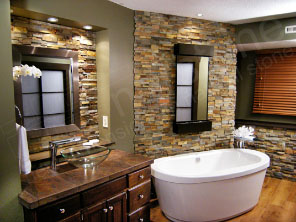 Natural Stone Bathrooms - Designing with Norstone Series