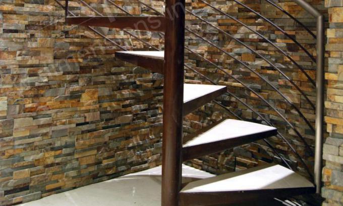 Natural Stacked Stone Veneer Cellar