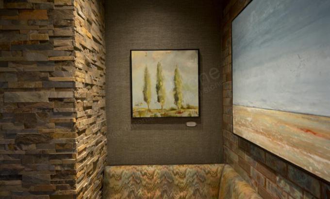 Thin Stone Veneer Restaurant