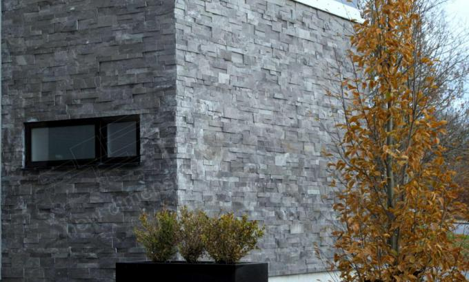 Thin Stone Veneer for Facades