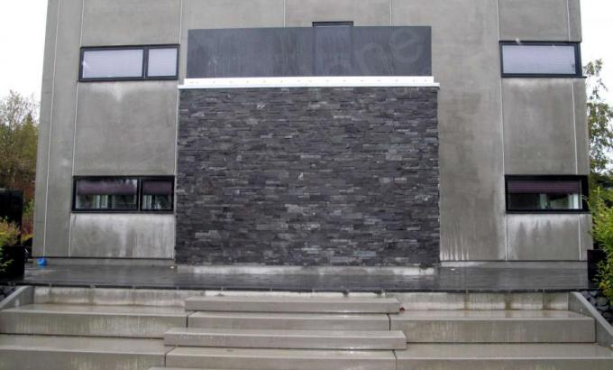 Thin Stone Vener for Facades