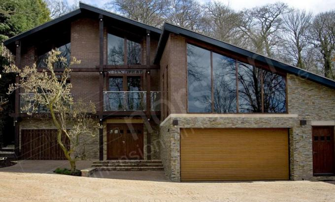 Thin Stone Panels for Houses