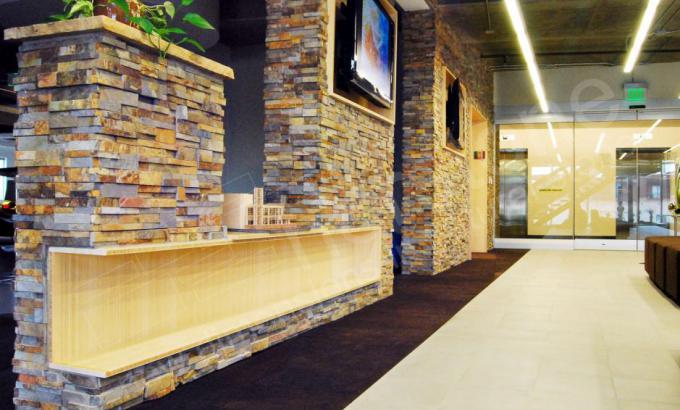 Real Stone Veneer for Walls