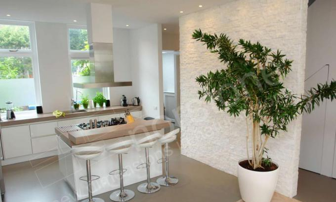 Interior Stone Feature Walls | Stone for Interior Walls on