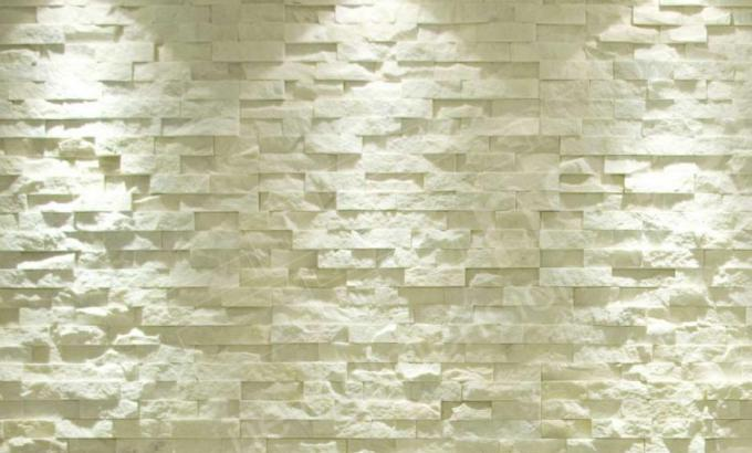 White Quartz Natural Stacked Stone Veneer for Feature Wall