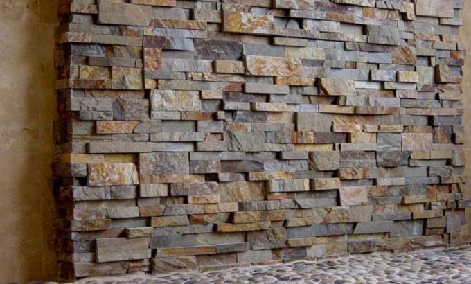Natural Stone Showers | Stacked Stone Veneer Panels for Shower Walls