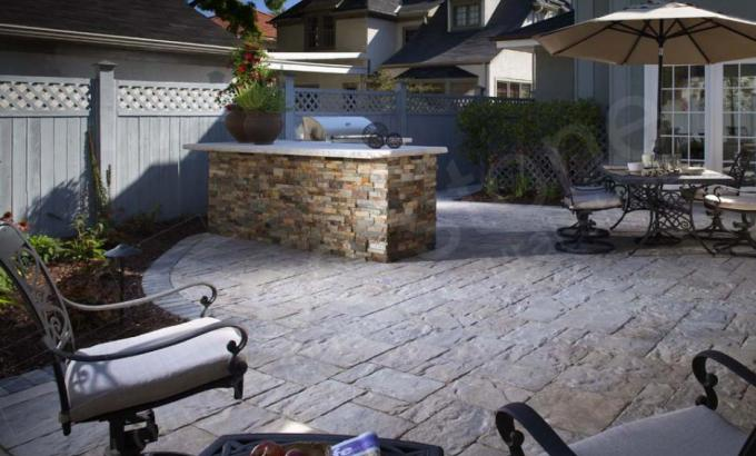 Stacked Stone Grill