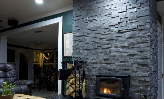 Charcoal XL Fireplace