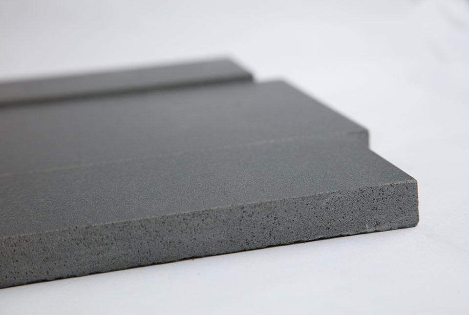 Close Up Norstone's Grey Planc Natural Basalt Stone