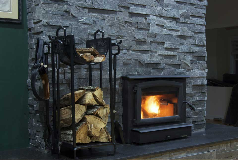 Thin Stone Veneer for Fireplaces