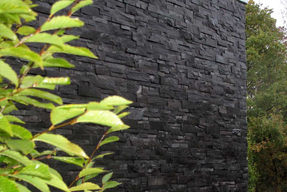 Thin Stone Panels for Facades