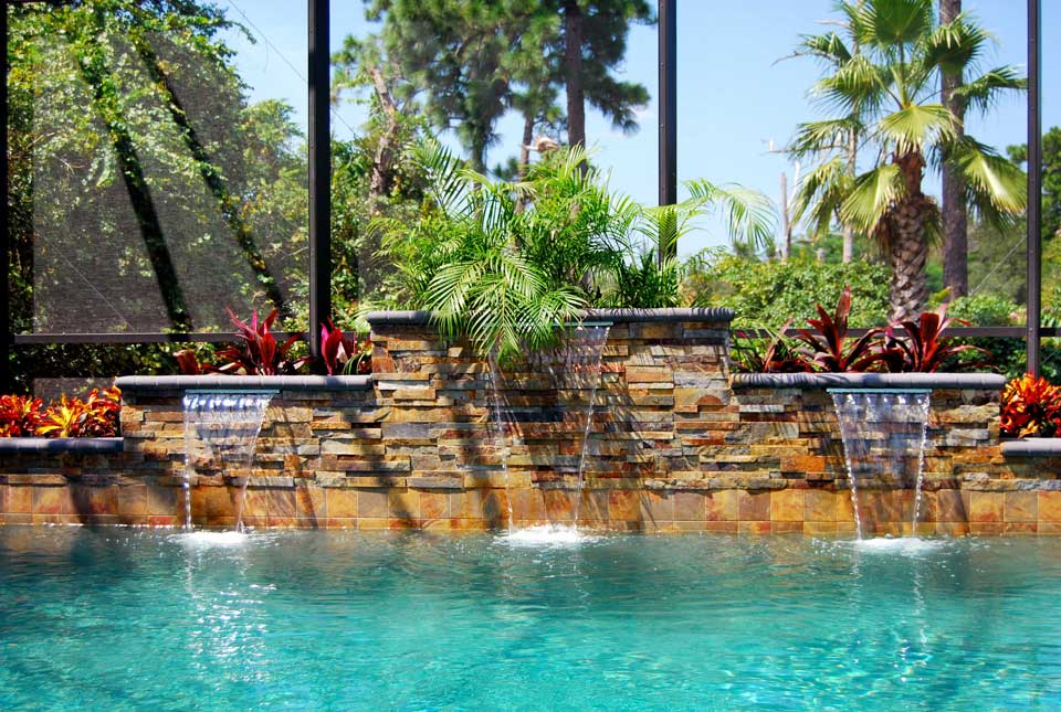 Thin Stone Veneer for Pools