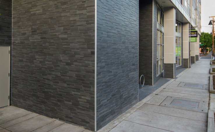 Grey 3D Exterior Wall Stone Washington DC Part 69