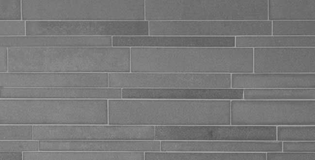 Norstone Basalt Interlocking Tiles for Modern Kitchens, Backsplashes, Pools, Showers and Retaining Walls