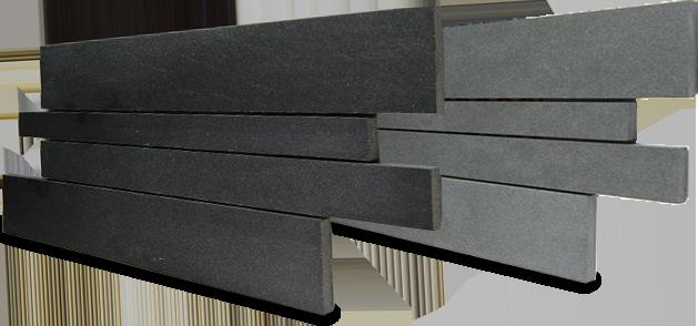 Basalt Lava Interlocking Wall Tiles