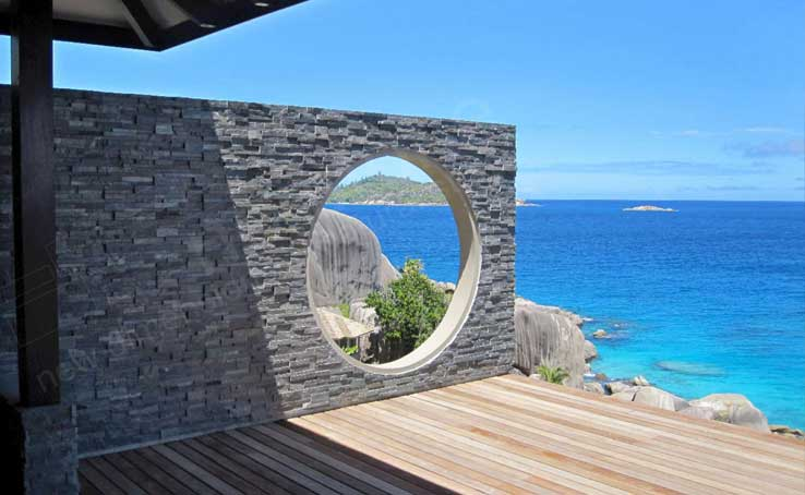 Norstone Seychelles Exterior Natural Stone Wall Cladding