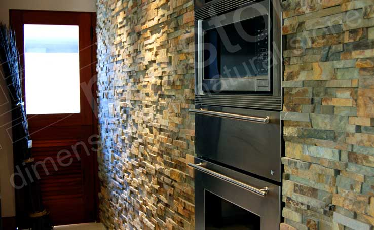 Norstone Natural Stone Veneer Kitchen