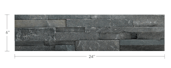 Norstone S Rock Panel Veneer Diagram Measurement