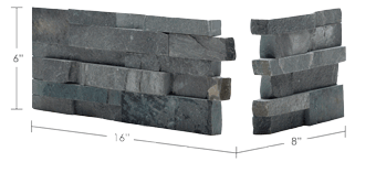 Norstone's Stone Panel Wall Cladding Diagram