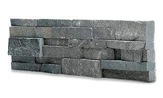 Grey Stone Backsplash Kitchen natural stacked stone backsplash tiles for kitchens and bathrooms