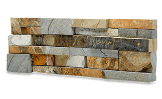 gallery stacked stone wall cladding on exterior walls