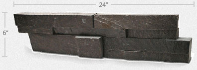XL Rock Panels Dimensions