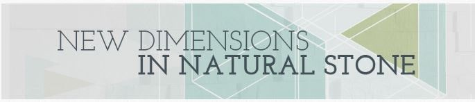 Norstone's New Dimensions in Natural Stone Blog Logo