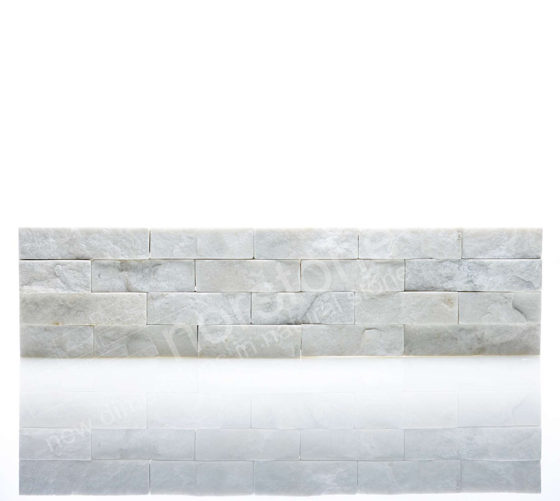 Norstone White Rock Panel stone veneer panel system